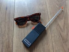 Back To The Future Replica Prop Marty Undercover Glasses and Walkie Talkie