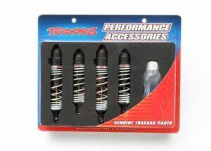 Traxxas 5862 Aluminum Big Bore Shock Set SLASH RUSTLER STAMPEDE - 2WD OR 4X4