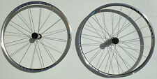 Ruote bici corsa in alluminio Shimano WH-R550 road bike wheels set aluminium
