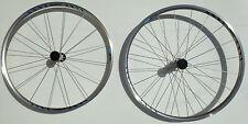 Ruote bici corsa in alluminio Shimano WH-R550 road bike wheels set aluminium