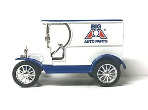Big A Auto Parts 1912 Ford Truck Bank By ERTL 1:25 Scale Original Box ~ NOS