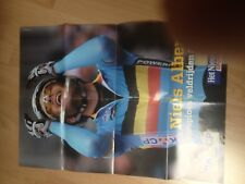 Cyclisme, ciclismo, wielrennen, radsport, cycling, POSTER NIELS ALBERT