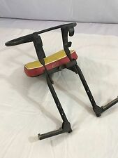 True Vintage 1940-1950 Bicycle Child/Baby Seat Handlebar mount History Piece
