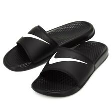 brand new 35863 4e50c NIKE BENASSI SWOOSH SLIDERS UK17 EUR52.5 312618-011