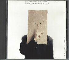 CHARLES DE GOAL/COMMEMORATION-CD 1989