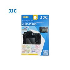 JJC GSP-D500 Ultra-Thin Optical Glass LCD Screen Protector for Nikon D500