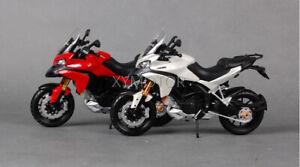 Maisto Ducati Multisterada 1200S Diecast Motorcycle Model Red 31188 1/12 Hot