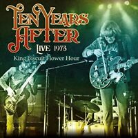TEN YEARS AFTER-LIVE 1973 KING BISCUIT FLOWER HOUR-IMPORT CD WITH JAPAN OBI