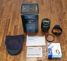 New ListingOlympus M.Zuiko Digital Pro 12-40mm f/2.8 Af Ed Zoom Lens with Box & Accessories