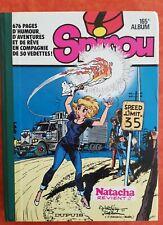 Reliure éditeur SPIROU N°165. Album du Magazine 1982. Bon état (N°2295 à 2307)