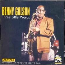 Golson, Benny-three Little words CD NEUF