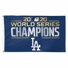 Los Angeles Dodgers World Series 2020 Champions Banner Flag