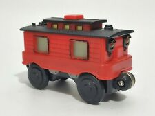 Lionel Learning Curve Flashing Caboose 92654 Fits BRIO Thomas Wooden