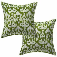 Decorative Kantha Pillow Case Cover Indian Decorative Cushion Cover Pair