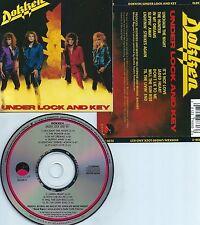 DOKKEN-UNDER LOCK AND KEY-1985-USA-ELEKTRA/ASYLUM RECORDS 60458-2-CD-NEW-