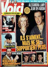 Mag 2006: JEAN DUJARDIN_GUILLAUME CANET_PETE DOHERTY_CHRISTOPHE_GEORGE MICHAEL