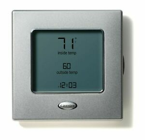 Carrier Edge TP-PRH01-A Digital Thermostat/Thermidistat BRAND NEW NO BOX