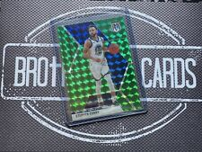 Stephen Curry 2019-20 Mosaic Green Golden State Warriors