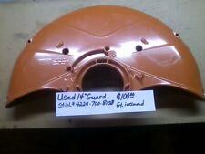 Stihl Used 14� Guard, #4224-700-8108, $100. PayPal, Plus Free Shipping!
