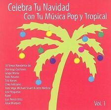 Tono Rosario, Tito Nieves, Cheo Felician : Celebra Tu Navidad Con Tu Musica Pop