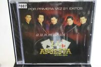 La Apuesta - Por Primera Vez 21 Exitos , Music CD (NEW)
