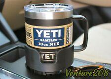 Mug Buddy - Cup Holder System for Yeti Rambler 10 oz Stackable Mug - Mbkit-B