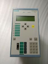 """SIEMENS 7SD6101-5BB29-0BJ0/EE LINE-DIFFERENTIAL PROTECTION RELAY """"FREE FAST SHIP"""