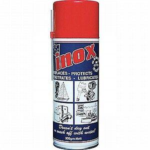 Genuine Inox MX3 Lubricant 6x 300gm Spray Protect Heavy Duty Marine Auto Aerosol