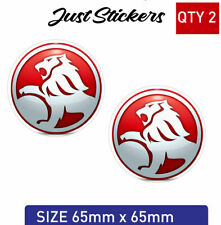2 x Holden Car sticker decal bumper sticker, laptop, bike , skateboard, mancave