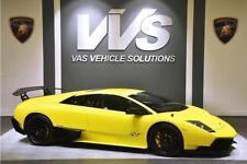 Lamborghini Lamborghini MURCIELAGO LP 670-4 SV DELIVERY MILES VAT QUALIFYING