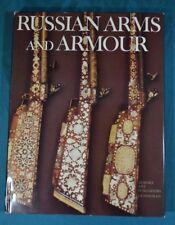 Russian Arms and Armour Kremlin Museum Aurora Art 1982 Guns Swords