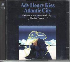 Carlos Peron  2  CD-SOUNDTRACK ADY HENRY KISS ATLANTIC CITY  (c)