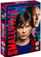 Smallville Series 5 Complete Fifth Season 5.....