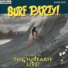 The Sufaris - Surf Party! The Best Of The Sufaris Live!