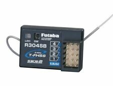 Futaba R304SB 4-Ch 2.4GHz TFHSS Telemetry RX 4PLS 4PX NIB