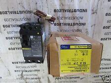 SQUARE D FAL240501121 2P CIRCUIT BREAKER 50A NEW IN BOX