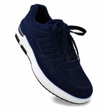 Bert Low Cut High Quality Sports Training Running Rubber Shoes BLUE SIZE 43