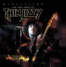 Thin Lizzy Dedication-The very best of (1991) [CD]