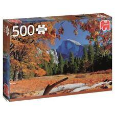 Jumbo Jigsaw Puzzle -Yosemite National Park USA - 500 Piece 18554 New