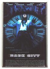 Dark City FRIDGE MAGNET (2.5 x 3.5 inches) movie poster