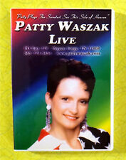 Patty Waszak Live ~ DVD Movie ~ Country Music Show Video ~ Pigeon Forge TN