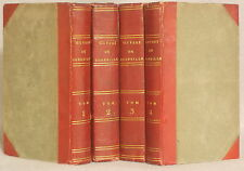 1800 CHEFS-D'OEUVRE DE CORNEILLE 4 Ensemble de Volumes CUIR LIE works leather