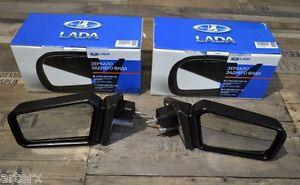 Lada Samara 2108-21099 Left + Right Exterior Mirror Kit