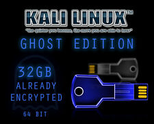 Kali Linux USB 2017.1 +ENCRYPTED Persistence Ghost Key-32GB Portable Hacking Key