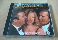 THE FABULOUS BAKER BOYS - ORIGINAL MOTION PICTURE SOUNDTRACK - CD (EX. cond.)