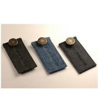 3 Easy Fit Buttons Pants Waist Extender Waist Expander Super Fast Shipping!