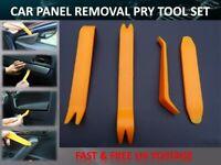 4pcs PEUGEOT Radio Door Body Clip Trim Dash Panel Removal Installer Pry Tool Kit