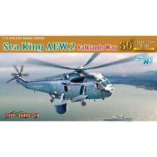 1/72 Dragon Cyber Hobby Sea King AEW.2 Falklands War Aircraft Model Kit