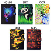 For Samsung Galaxy Tab A 8.0 T350 Protective Case PU Shell Magnetic Flip Cover