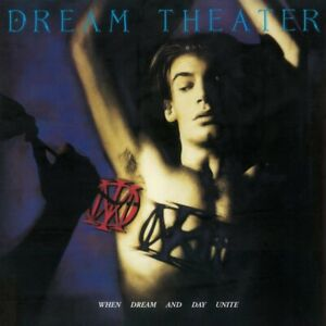 Dream Theater - When Dream And Day Unite Limited Edition Red Vinyl LP MOVLP2099